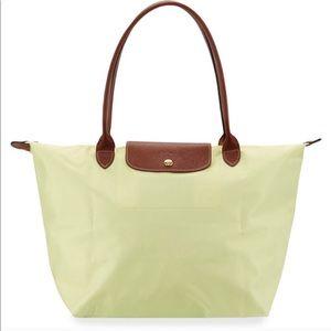 NWT Longchamp Le Pliage Large Shoulder bag